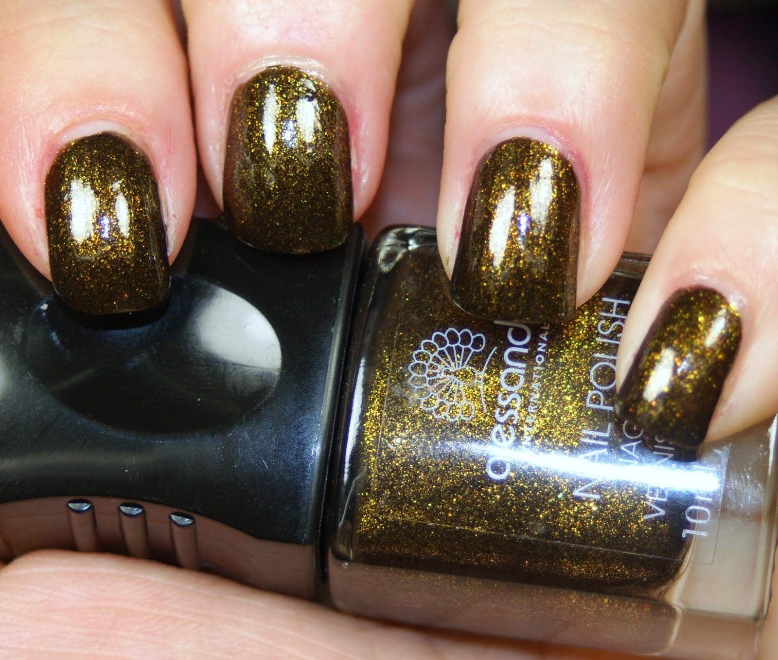 Princess Polish: Swatch and Review: Alessandro International
