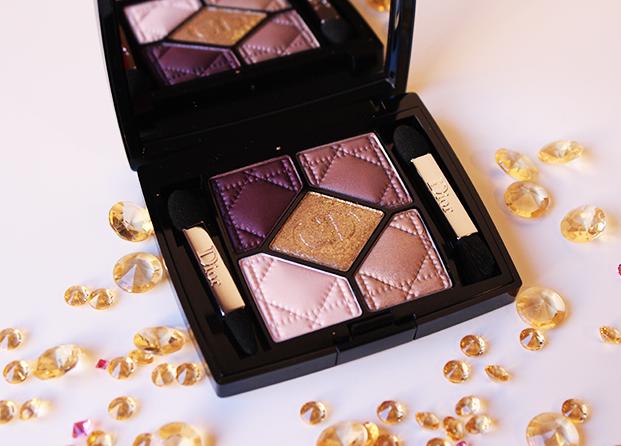 Golden Shock, el maquillaje de Navidad de Dior
