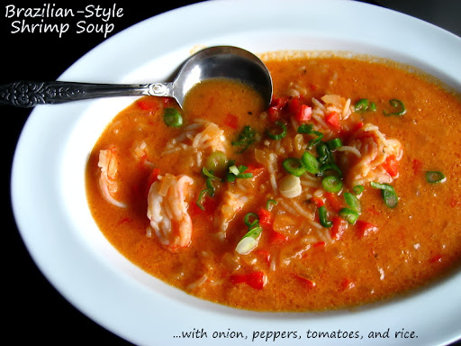 Home Cooking In Montana: Brazilian-style Shrimp Soup/Stew...