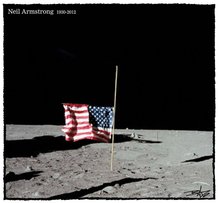 was neil armstrong a christian - photo #48