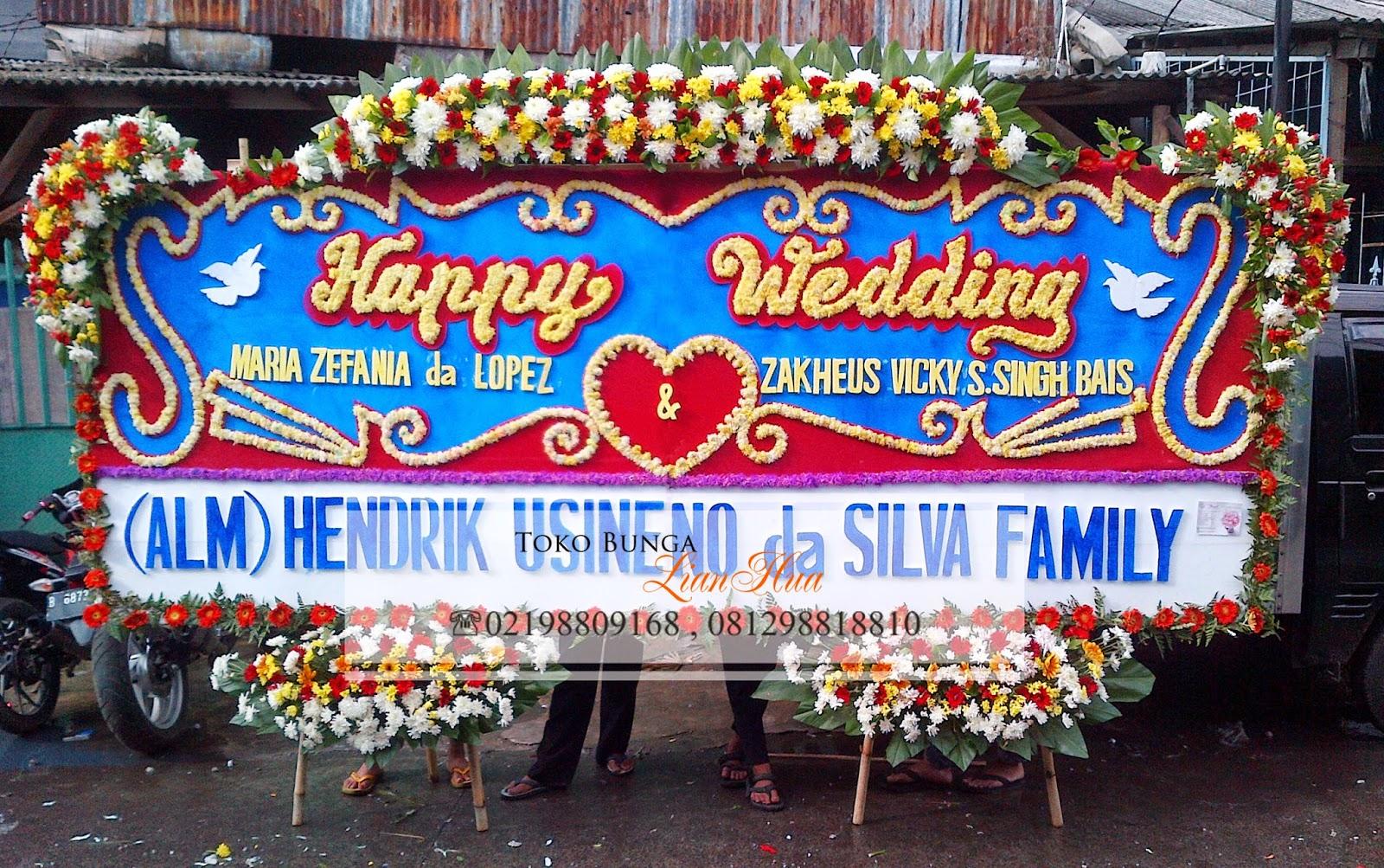 karangan bunga papan jakarta terbesar dan terbagus, papan bunga paling mewah dan mahal