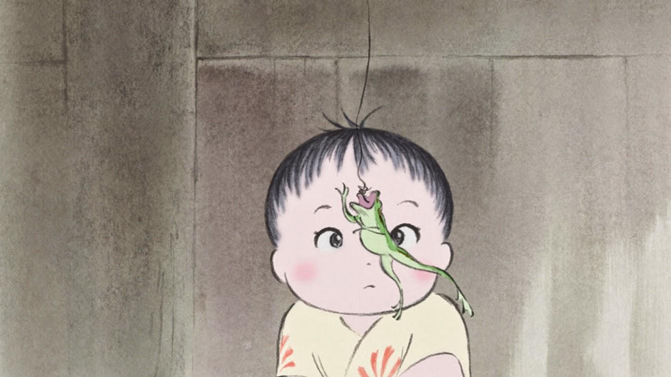El cuento de la princesa Kaguya - Aki Asakura (Princesa Kaguya)