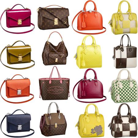 louis vuitton handbags collection 2013 the style book