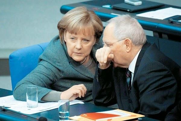 «Ως εδώ!» είπαν στη Γερμανία και αστοί από τις ελίτ της ΕΕ.