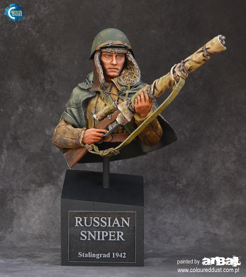 Russian Sniper (Alexandro Models)