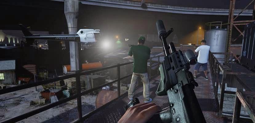 لعبة GTA 5