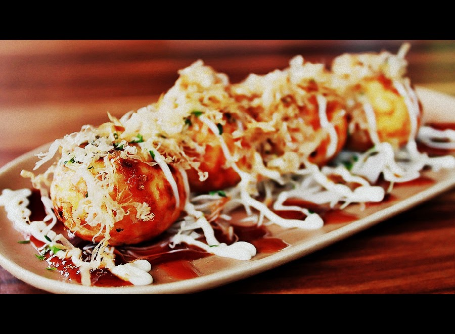 Resep Masakan Jepang Takoyaki