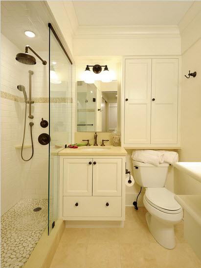 Diseno De Baños Medianos:Diseño de cuarto de baño pequeños y medianos con ideas, fotos y