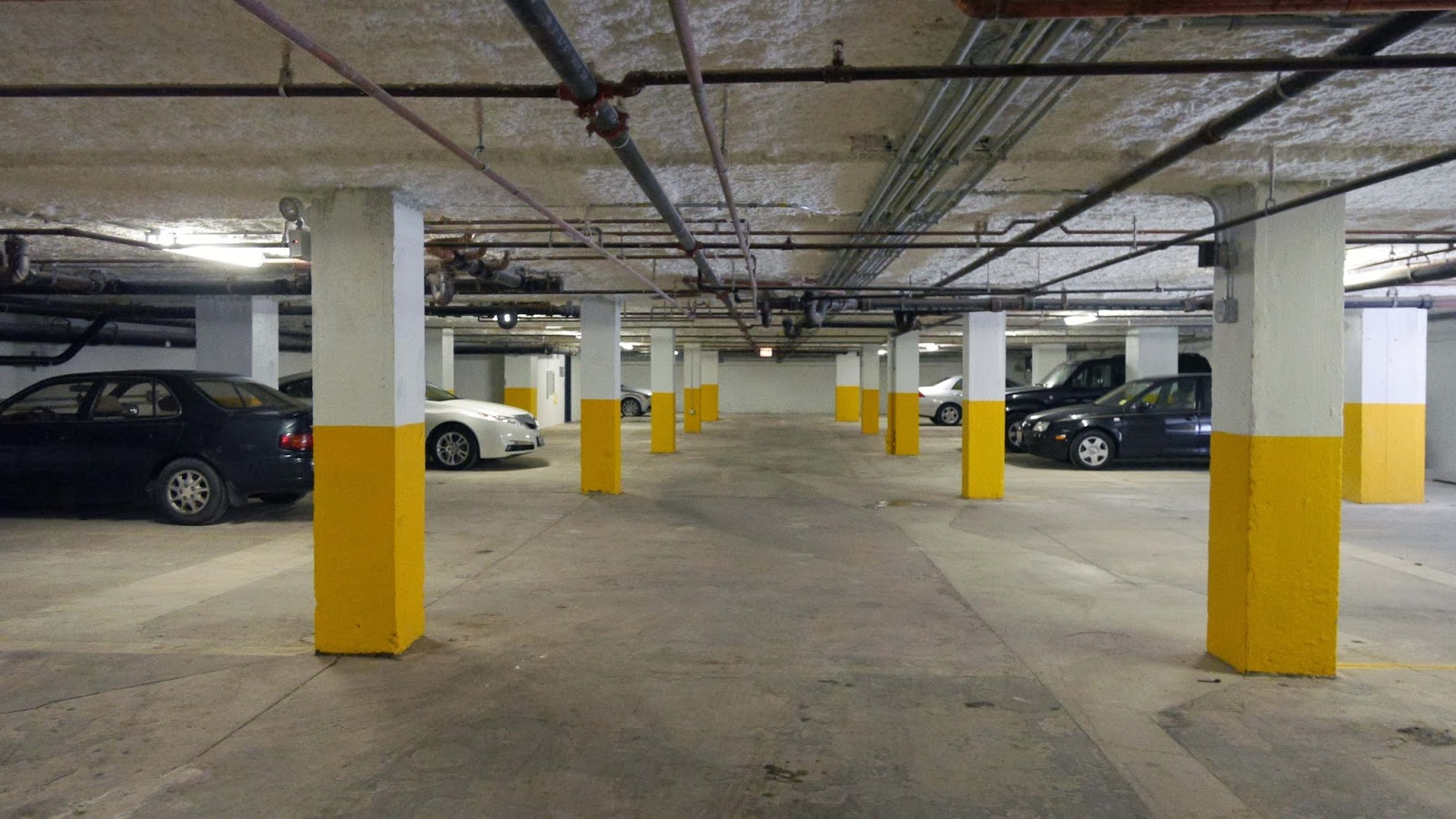 Private Park Garage : Carsharing private for apartments and condos