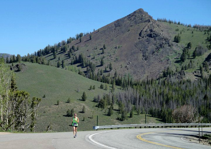Sawtooth Relay, Galena Summit, Galena Summit Scenic Overlook, Relay Race Idaho, Idaho Runners