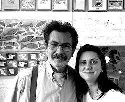 """Os """"Dias""""  Rogério e Luciana"""