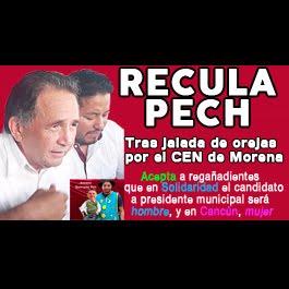 RECULA PECH