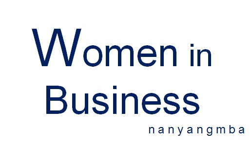 Nanyang (MBA) Women in Business