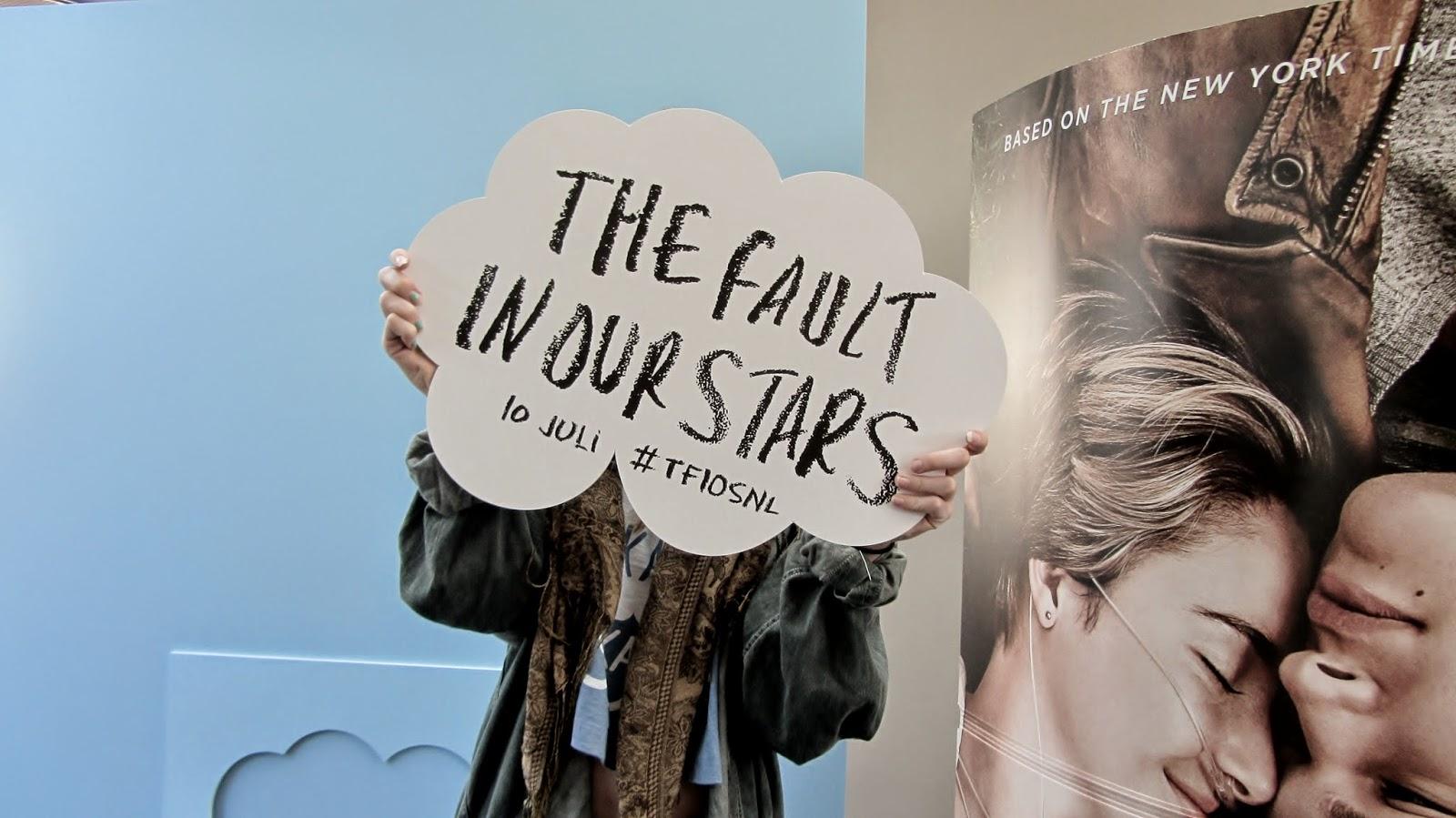 Citaten Uit The Fault In Our Stars : Lauresque tfios fanscreening june