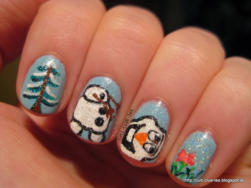 Olaf is Done Entirely With