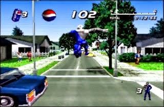 Running screen shot