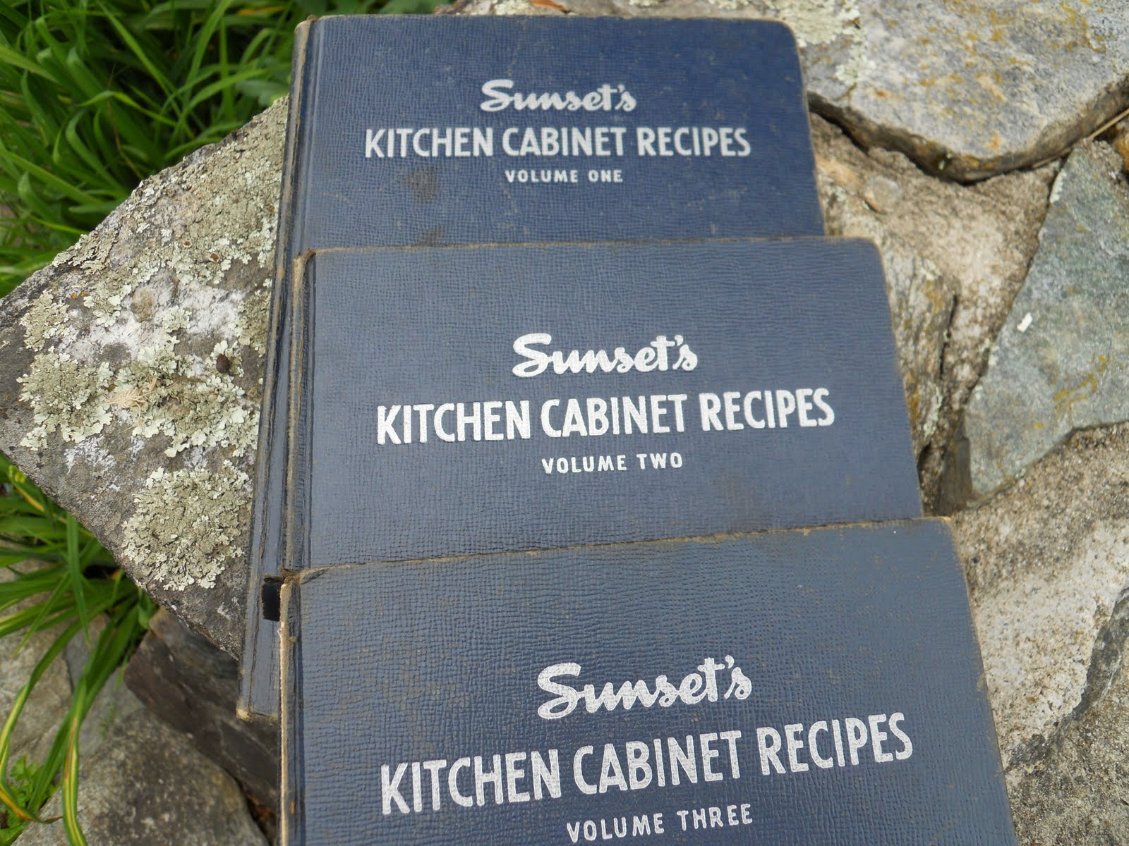 Letters From A Hill Farm Sunset 39 S Kitchen Cabinet Recipes