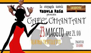 """LA BELLE EPOQUE AL TEATRO TRIFILETTI CON """"CAFE' CHANTANT"""""""