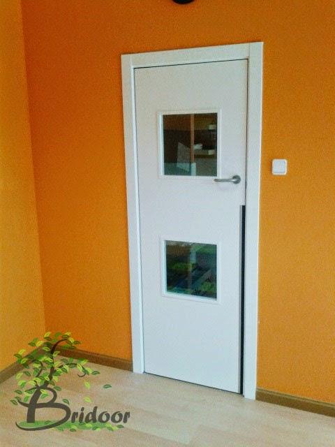 Puertas de seguridad de paso para guarderias