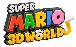 super mario 3d world logo E3 2013   Super Mario 3D World (Wii U)   Logo, Concept Art, Screenshots, & Trailer