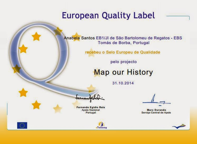 Selo Europeu de Qualidade