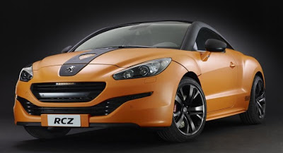 Peugeot RCZ Arlen Ness Edition