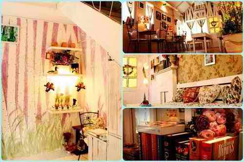 Tổng hợp các quán cà phê teen ở Sài Gòn, cà phê sài gòn, dia diem an uong 365