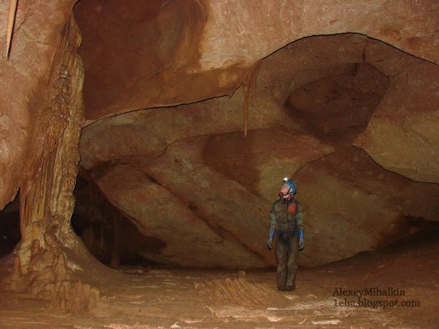 зал пещера Кастере