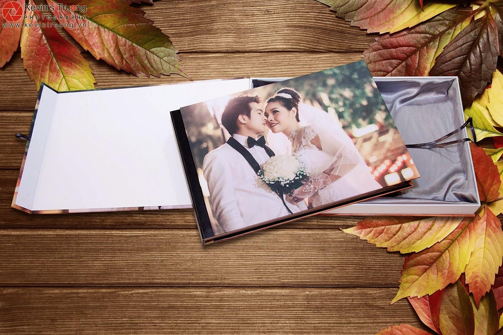 Gia Công-In Album Cát Kim Tuyến-Album 3D,Photobook,Ép gỗ các loại - 29