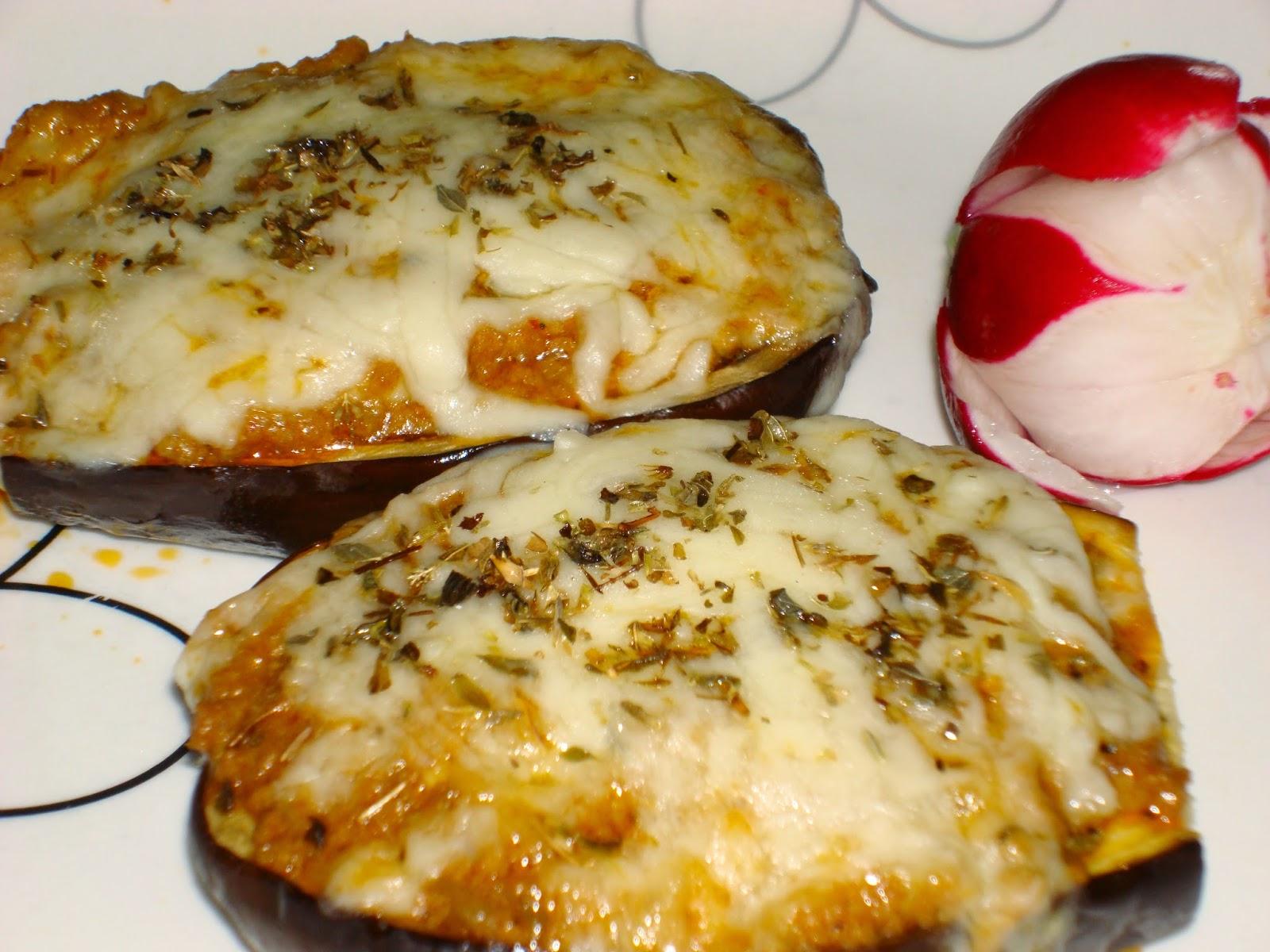 Cocina de ceuta berenjenas rellenas de carne cocina de for Cocina berenjenas rellenas