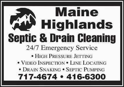 Maine Highlands Septic & Drain Cleaning