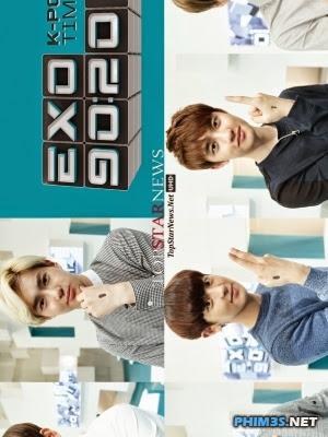 """Mnet K Pop Time Slip """"EXO 90:2014"""""""