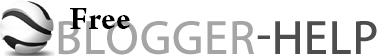 Free Blogger Help