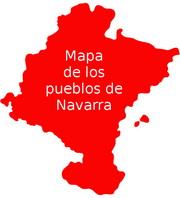 Visita Navarra con este mapa