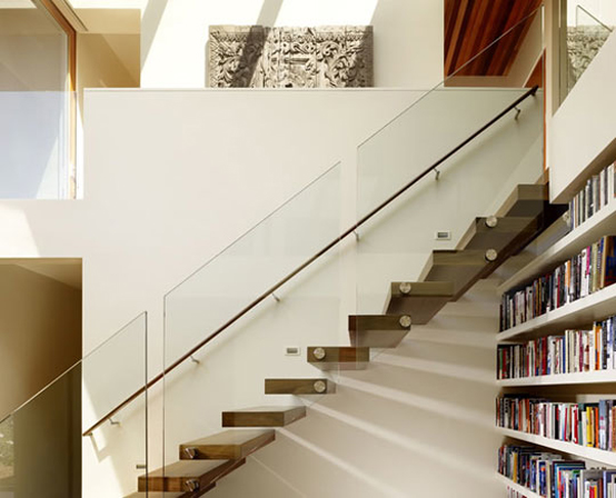 Neo arquitecturaymas escaleras voladas for Detalle escalera volada