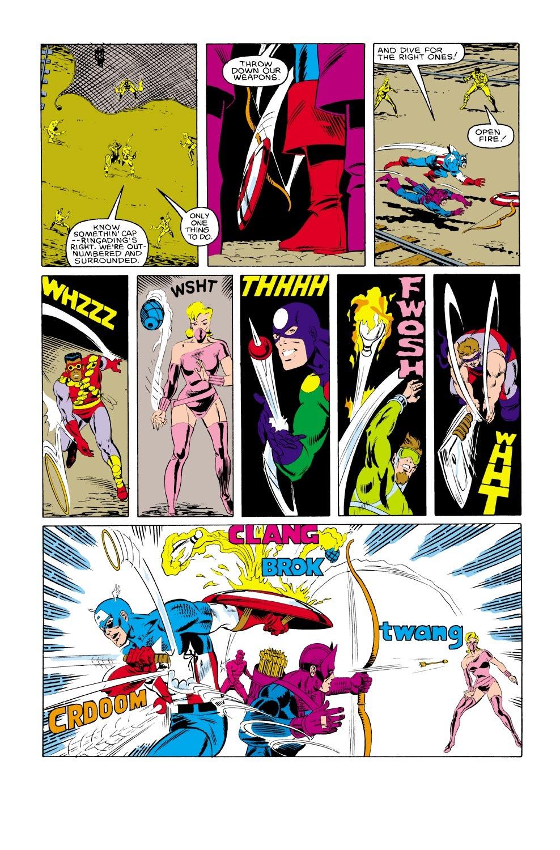 Captain America (1968) Issue #317 #245 - English 20
