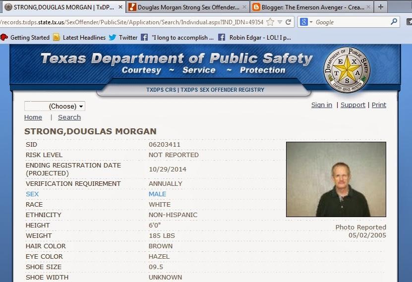 Sex offender registry texas Nude Photos 95
