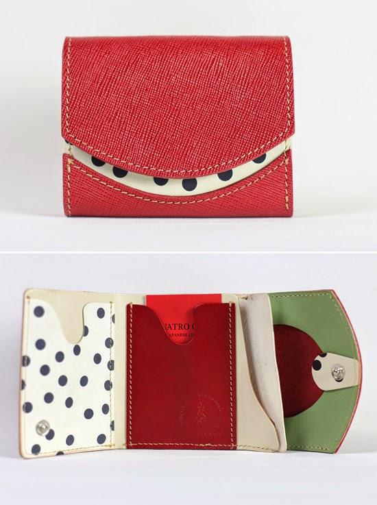 小さい財布 ドラゴンフルーツ
