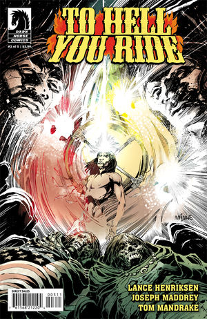 To Hell You Ride, Dark Horse, comic review