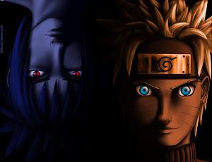 Naruto e Sasuke