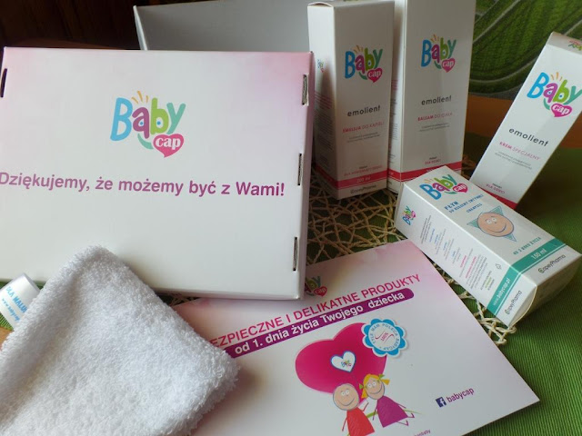 Kosmetyki dziecięce Babycap