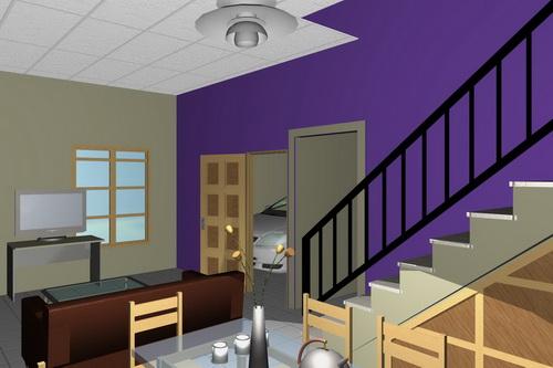 design plafond minimalis, plafond design minimalis, plafond decoration ...