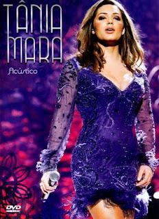Download: DVD Tânia Mara – Acústico (2011/2012) Ao vivo