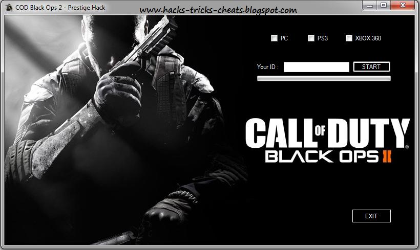COD Black Ops 2 - Prestige Hacker - 100% working