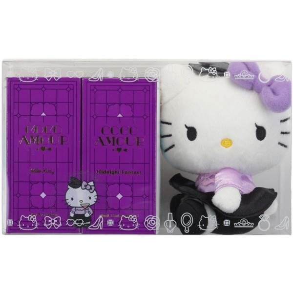Fresh Grab your Coco Amour x Hello Kitty perfume with plush collection available in five scents Dolly girl Sweet dream Pretty princess Midnight fantasy and