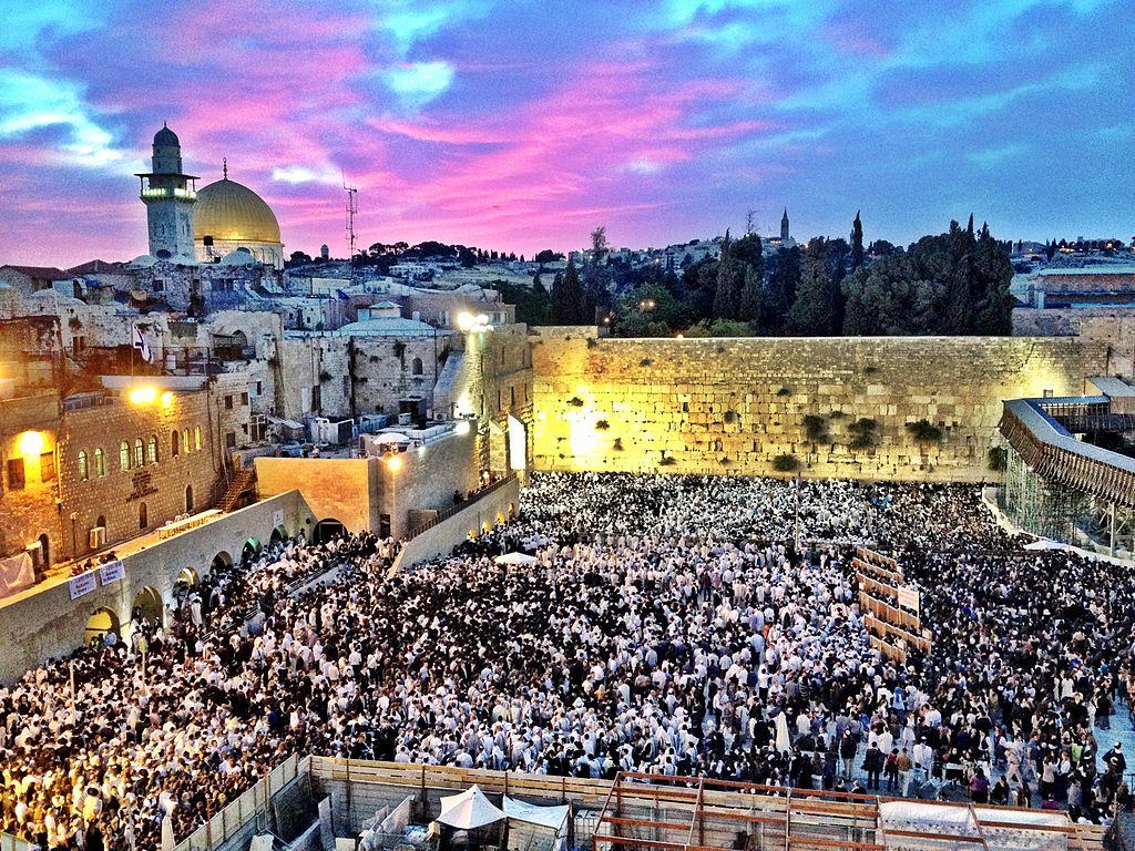 ירושלים שבלב ♫