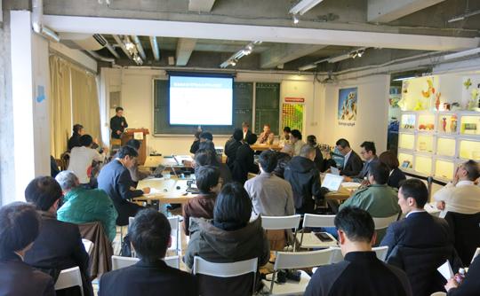 日本独立作家同盟主催セミナー