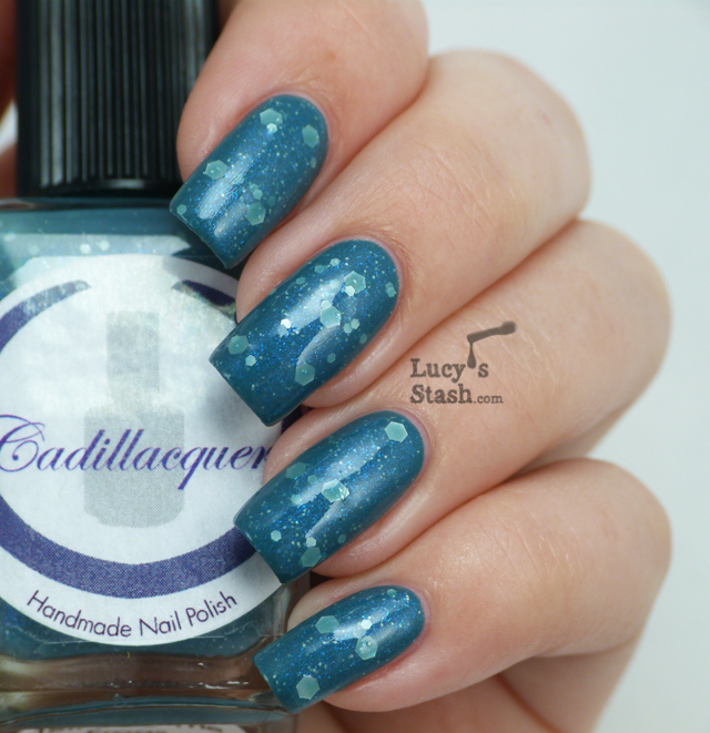 Lucy's Stash - Cadillacquer Tell It To The Frogs