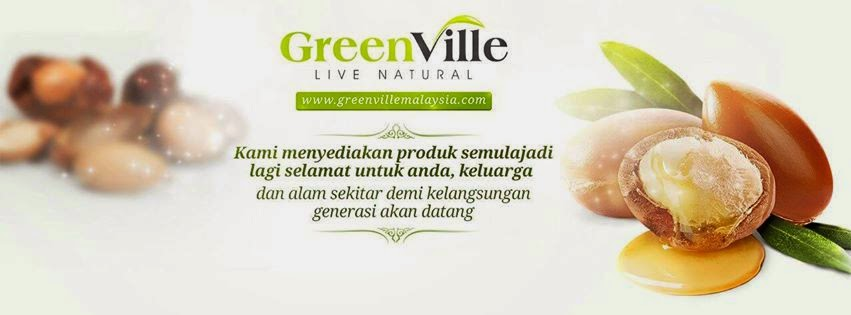minyak argan greenville