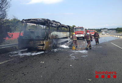 autocar cremat